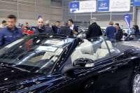 La Feria del Automóvil de Valencia aumenta un 15% sus ventas y supera los 50.000 visitantes