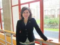 Yolanda Díaz (AGE) asegura que el Parlamento