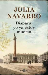 Julia Navarro presenta en Logroño su nuevo libro 'Dispara, yo ya estoy muerto'