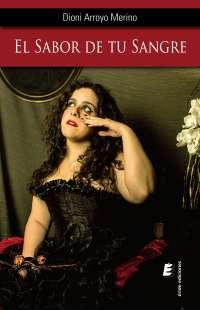 El vallisoletano Dioni Arroyo presenta el viernes en Mucientes su novela de vampiros 'El sabor de tu sangre'
