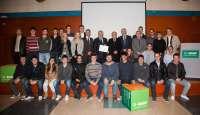 El Govern premia a Basf por su programa de intercambio de estudiantes de FP en Tarragona