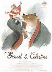 Ernest y Célestine - Cartel
