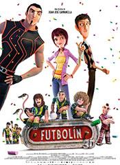 Futbolín - Cartel