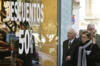 Los comercios murcianos del centro estiman una subida del 20% gracias a la campaña de Navidad