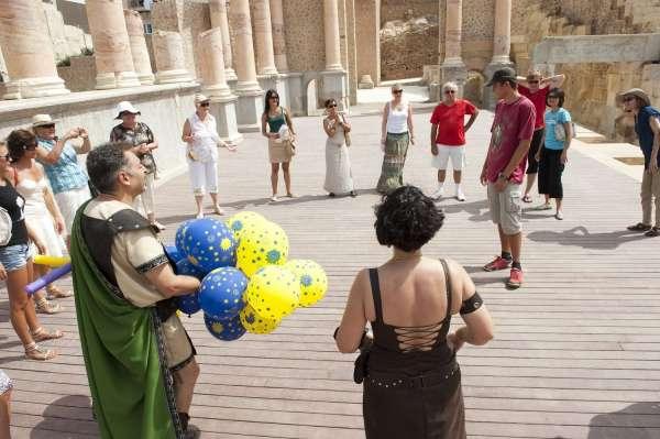 La Región de Murcia fue una de las tres únicas comunidades capaz de generar empleo en el sector turístico