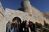 El Castell de Santueri abrirá sus puertas a finales de enero o en febrero, tras su restauración
