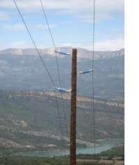 Endesa reforma una línea que suministra a Àger, Camarasa y Les Avellanes (Lleida)