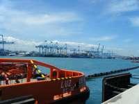 Industria autoriza la ampliación de la terminal de almacenamiento de hidrocarburos del puerto de Algeciras