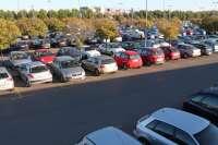 Las ventas de coches crecen en la Región de Murcia un 6% en 2013, con 11.427 unidades