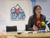 El BNG reclama al PPdeG que retire un recorte de diputados con el que busca