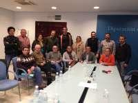 Concejales de Alosno y Tharsis llegan a un principio de acuerdo y levantan el encierro del Consistorio