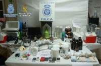 Policía Nacional y Guardia Civil desarticula una organización dedicada al tráfico de drogas en Fuerteventura