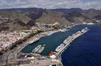 El puerto de Santa Cruz abre el año con 38 escalas de crucero y casi 98.000 visitantes
