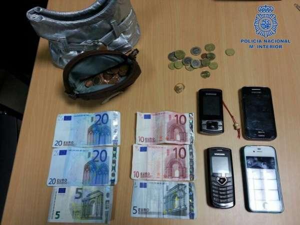 Detienen a un joven acusado de dos robos con violencia en plena vía pública en Nochevieja