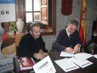 El Ayuntamiento de Nonaspe se une al programa 'Incorpora' de la Obra Social 'la Caixa'