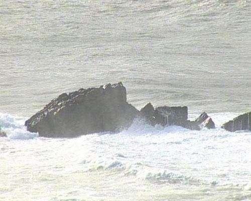 Asturias sigue este viernes en alerta por fenómenos costeros