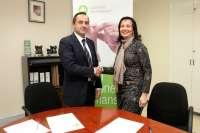 La Clínica de Ponent de Lleida incorpora jóvenes con síndrome de Down en prácticas formativas