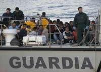La llegada de inmigrantes a las costas murcianas desciende en un 75% desde 2008 y las pateras casi un 80%