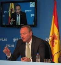Fabra dice que la Comunitat no puede esperar a 2015 para la nueva financiación porque el desfase es