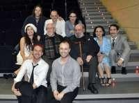 La comedia 'Lluvia de Ángeles sobre París', de Alfonso Sastre, se representa la capital este fin de semana