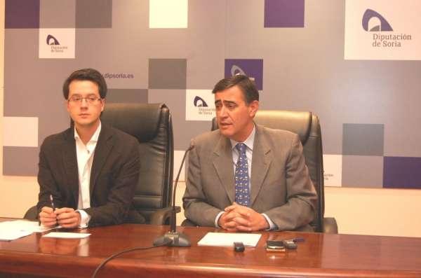 Diputación de Soria aprobará el viernes los Planes Provinciales con 7,8 millones de euros y 231 actuaciones