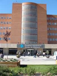 IU pregunta por el cumplimiento del convenio bilateral en materia sanitaria entre Aragón y Cataluña