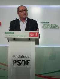 PSOE-A critica la