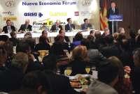 Fabra cree que habrá más comunidades que sigan el modelo valenciano de tener una
