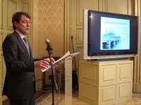 Museo de la Automoción de Salamanca albergará desde febrero una muestra sobre la construcción del puente Enrique Estevan