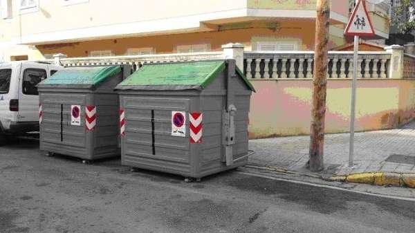 El PSIB insta a Emaya a consensuar con las barriadas la disminución y reubicación de los contenedores de basura