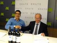 Bodega Enate se convierte en nuevo patrocinador del Grupo Aramon