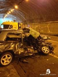 La campaña especial de tráfico de Navidad concluye con descenso del 54% en número de accidentes con víctimas
