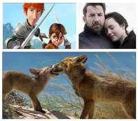 'Guadalquivir' y 'Justin y la espada del valor', participadas por Canal Sur, en las nominaciones a los Goya