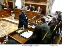 Gandia aprueba acogerse a las medidas excepcionales de liquidez del Ministerio de Hacienda