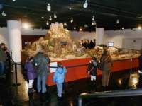 El belén de la Sala CAI Luzán supera los 20.000 visitantes