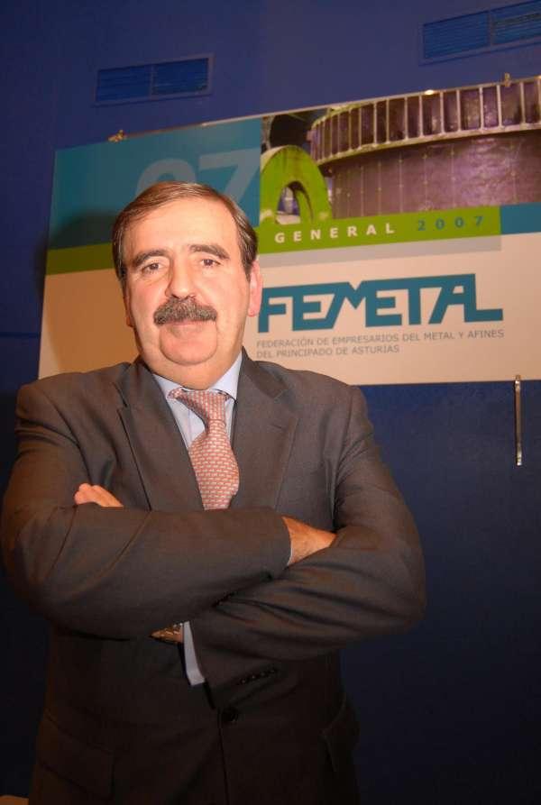 Figaredo sostiene que no existe división dentro de Femetal, calificando a Villazán como