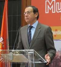 El alcalde de Murcia exigirá a Adif que acepte el soterramiento como punto de partida para integrar la alta velocidad