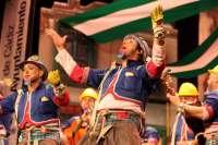 El Concurso Oficial de Agrupaciones Carnavalescas 2014 de Cádiz arranca este viernes con el coro 'La Viuda Negra'