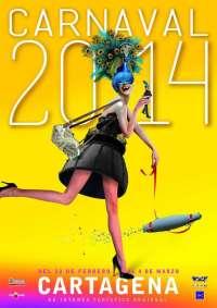 El Carnaval de Cartagena se festeja este año con más chirigotas y coreografías