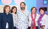 Mujeres que superan cáncer de mama se forman en el Virgen del Rocío para ayudar a otras a afrontar enfermedad