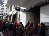 Casi un centenar de mujeres en Valencia registran sus cuerpos para reclamar su