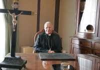 El obispo de Zamora se encontrará este jueves con el Papa Francisco