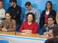 PP pide a Valenciano que no haga