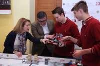 Más de 200 escolares de la Comunitat, Cuenca y Murcia competirán en la final de Valencia del Desafío First Lego League