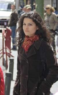 Natalia Castellanos, ganadora del XIII Premio Iberoamericano Cortes de Cádiz de Ciencias Sociales