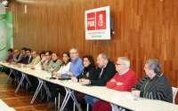 Agrupaciones del PSOE de capital ponen en marcha el comité electoral para coordinar el trabajo ante comicios