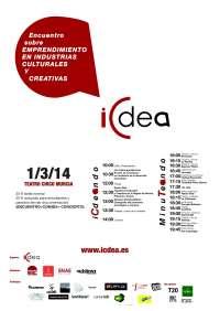 Murcia acogerá este sábado el I Encuentro sobre Emprendimiento en Industrias Culturales y Creativas