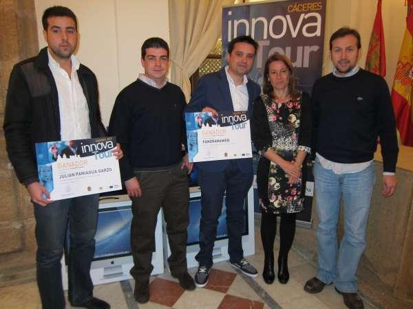 Un proyecto de grabación aérea con 'drones' y una aplicación para móviles, ganadores del certamen 'Innovatour'
