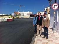 La Diputación invierte unos 50.000 euros en reparar la Cuesta de los Barreros de Cabra