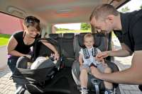La campaña sobre elementos de seguridad en vehículos se cierra con 65 infractores